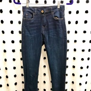 BlankNYC high rise skinny jeans